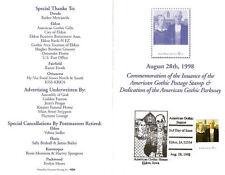 #3236 FD 2nd Day Program 32c American Art-Grant Wood Stamp