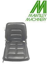 SEAT - DUMPER, FORKLIFT, TRACTOR, MOWER C/W SWITCH