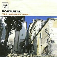 Carlos Do Carmo CD Portugal Fado Playasound Airmail France Import