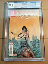 Gamora #1 CGC 9.8 Graded White Pages (Guardians of the Galaxy) Free shipping