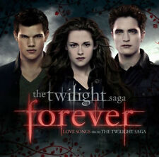 TWILIGHT SAGA FOREVER LOVE SONGS FROM SAGA SOUNDTRACK CD NEW