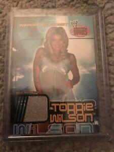Wwe Torrie Wilson Ring Worn Pants Relic Card
