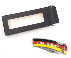 Fanartikel Taschenmesser Held der Arbeit