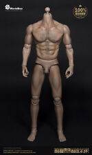 IN STOCK 1/6 Muscular Male Figure Body Strong Durable WORLDBOX For Wolverine