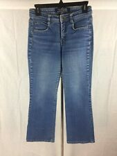 Gloria Vanderbilt Womens Jeans Color Blue Size 6