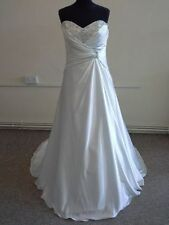 Alfred Angelo Satin A-line Wedding Dresses