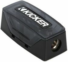 Kicker FHS AFS Fuse Holder with One 1/0-8 Gauge Input and Output