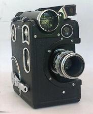 Siemens & Halske 16 mm filmkamera, Siemen Movie Camera model F II uit 1937