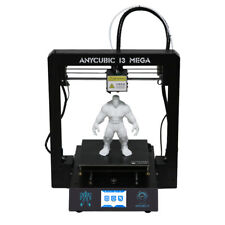 "ANYCUBIC I3 Mega All-Metal Ultrabase Industrial 3.5"" TFT FDM 3D Printer US Ships"