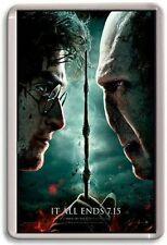 Harry Potter HP7 Fridge Magnet #1