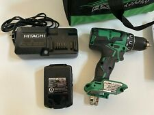 Hitachi DS18DBFL2S 18V Cordless Lithium Ion High Torque Driver Drill + Battery