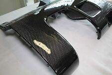 Echt Carbon Kohlefaser Audi A3 8p Lenkrad Abdeckung groß Verkleidung