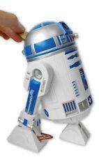Star Wars Spardose R2-D2 mit Sound Droid Sparschwein Sparbüchse Fun Gadget NEU