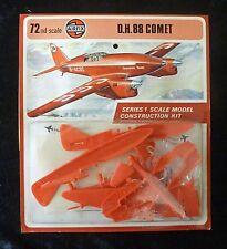 Airfix De Havilland 88 Comet avion Model Kit 1/72 Scale Blister Pack