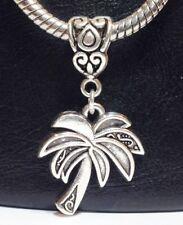 PALM TREE_Bead for European Charm Bracelet_Tropical Island Beach Trip Travel_N23