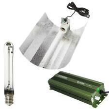 600w Grow Light Kit OMEGA PRO+ Dimmable Digital Ballast Metal Halide HPS Dual