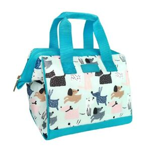 Sachi Insulated Lunch Bag Picnic Case Storage Portable Carry Tote Dog Park