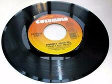 Rodney Crowell Things I Wish I'd Said 1989 Country 45rpm New Reissue Unplayed NM