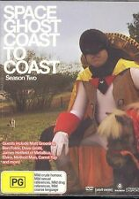 Space Ghost Coast To Coast Season Two DVD NEW Dave Grohl Groening