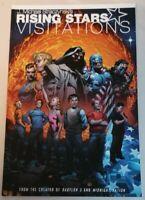 GRAPHIC NOVEL - *1st Print TPB* Rising Stars Vol 1 Visitations 2002 Straczynski