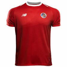 Costa Rica Football Home Jersey Shirt Tee Top 2018 Mens New Balance