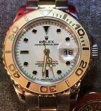 Rolex Yacht Master in acciaio inox/giallo 18k, ispezione NUOVO PER ROLEX FATTO!!!