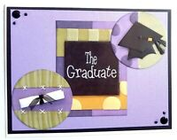 GRADUATION Greeting Card - THE GRADUATE - Handmade with Envelope