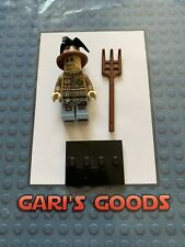 Lego Series 11 Scarecrow Figure NEW RARE
