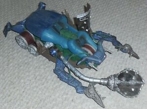 Motu BASHIN' BEETLE 2002 200x Masters Of The Universe He-man Vehicle