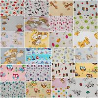 10 LARGE 70x80cm (27.5x31.5inch) Muslin Squares 100% Cotton Cloths Baby Nappies