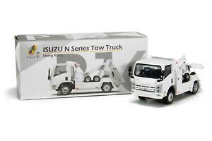 Tiny City P16 - Isuzu N Series Tow Truck White