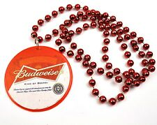 Budweiser Bier USA Halskette Party Kette - King of Beers