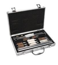 Premium 76 pc Universal Hand Gun, Rifle & Shot Gun Cleaning Kit Aluminum Case