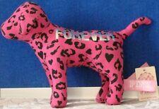 NWT $10 VICTORIA'S SECRET Dog LEOPARD Print FOREVER PINK July 2010