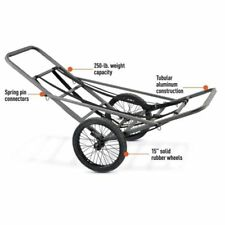 Guide Gear Aluminum Deer Cart Solid Rubber Wheels Hunting Gear