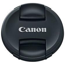 NEW Genuine CANON Lens Protector Dust Cover Snap On Lens Cap E-58II E-58 II 58mm