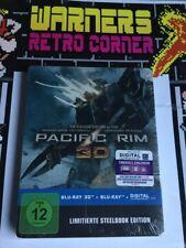 Pacific Rim Steel Book New blu ray Movie Film region B
