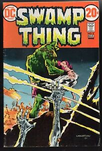 Swamp Thing #3 Fine