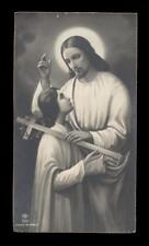 "santino-holy card""""ediz. NB  n.585 GESU' VITA CONSACRATA"