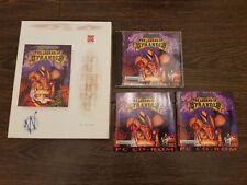 The Legend of Kyrandia: Book Three, White Label, Westwood, PC CD-ROM  Big Box