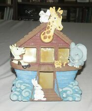 Noah & Ark & Animals Picture Frame