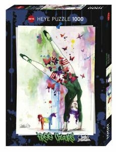 Heye Puzzles - 1000 piece Jigsaw Puzzle Mini Unicorn (Free Colours) HY29907