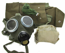 Hungarian M67 Gas Mask with Filter & Bag -European Military Surplus NEW Unissued