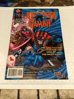 The Night Man/Gambit #2 - Malibu Comics - 1996 - Comic Book