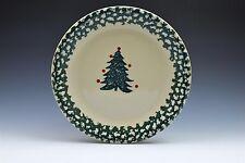 "Folk Craft Winter Wonderland Tienshan Christmas Dinner Plate(s) 10.25"""