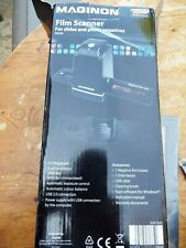 Maginon Film Scanner for slides and photo negs