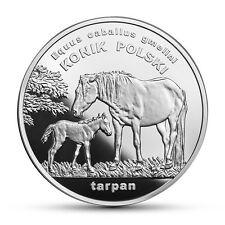 Poland / Polen - 20zl Polish konik horse