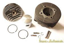 VESPA POLINI Zylinderkit 130ccm - V50 PV ET3 PK XL XL2 Rennzylinder Zylinder 130