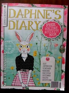 Daphne's Diary magazine Issue Number 5 2016 Unused Good condition