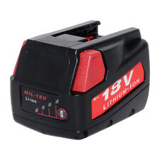 for Milwaukee 48-11-1830 V18 18 Volt Lithium Ion Battery